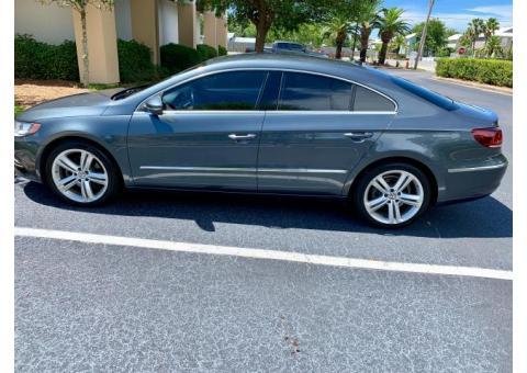 2013 Volkswagen CC Sport+ 2.0 Turbo - $5,800